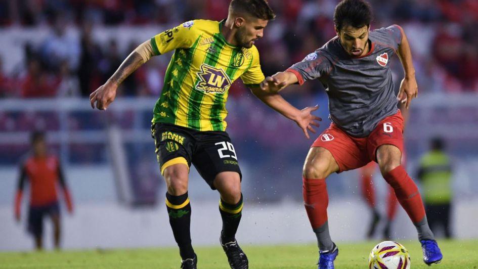 Independiente y Aldosivi buscan el acceso a la Sudamericana