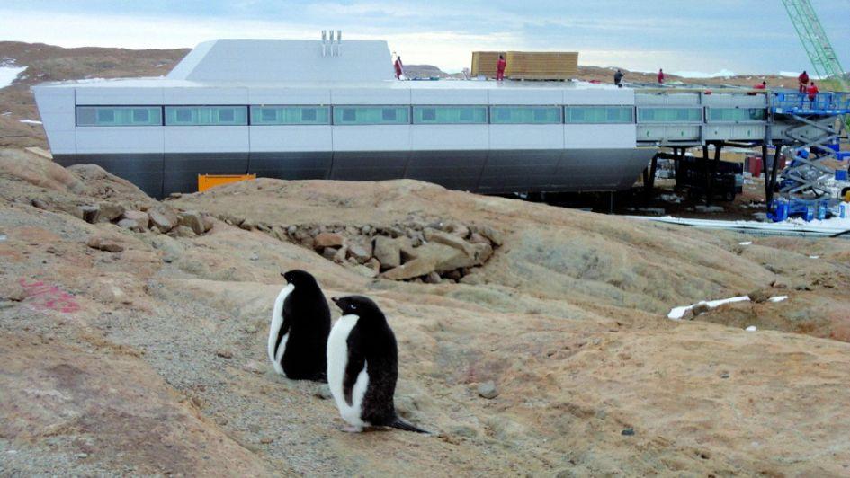 Aberturas de aluminio para los climas más extremos de la Tierra