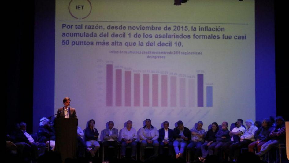 Gremios aseguran que lainflaciónalcanzó el 51,6% anual en febrero