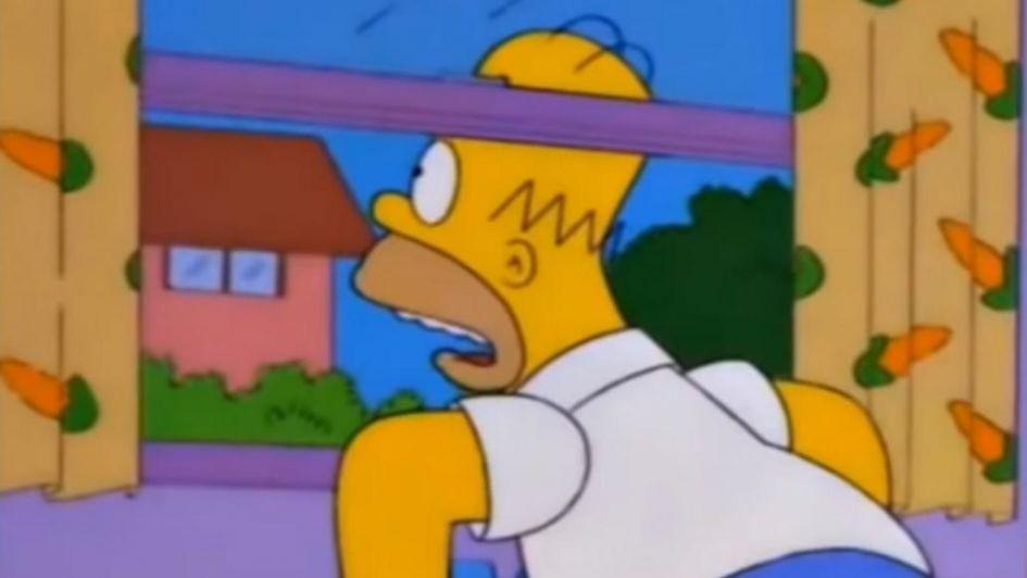 #MilhouseChallenge: El divertido reto inspirado en una escena clásica de Los Simpson