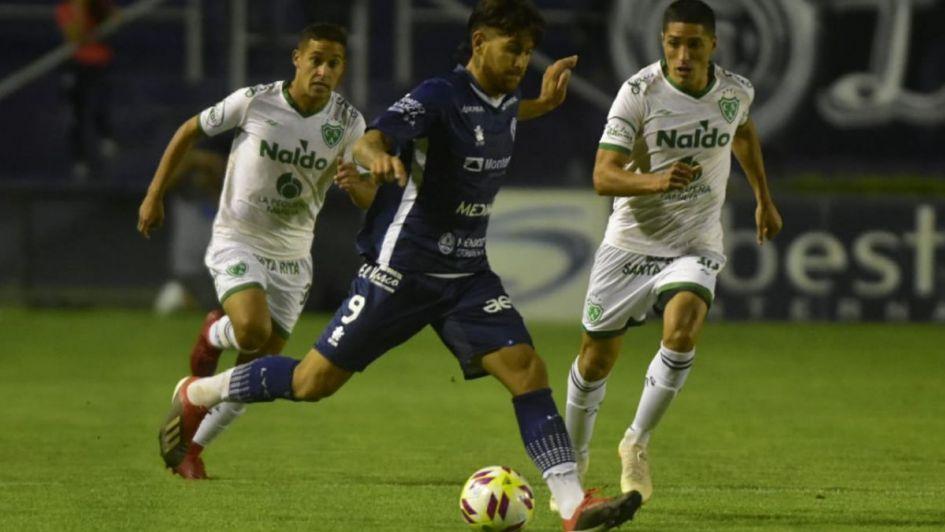 Independiente empató con Sarmiento en medio de polémicas