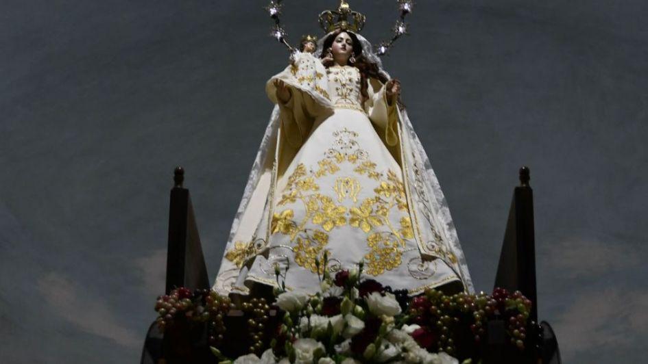 Enojo religioso por el lugar de la Virgen en el Carrusel: