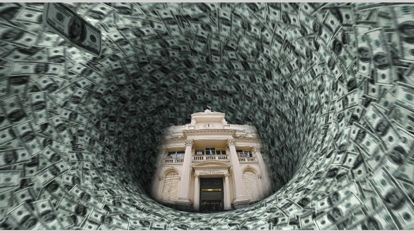 La razón por la cual al Banco Central le cuesta tanto controlar al dólar