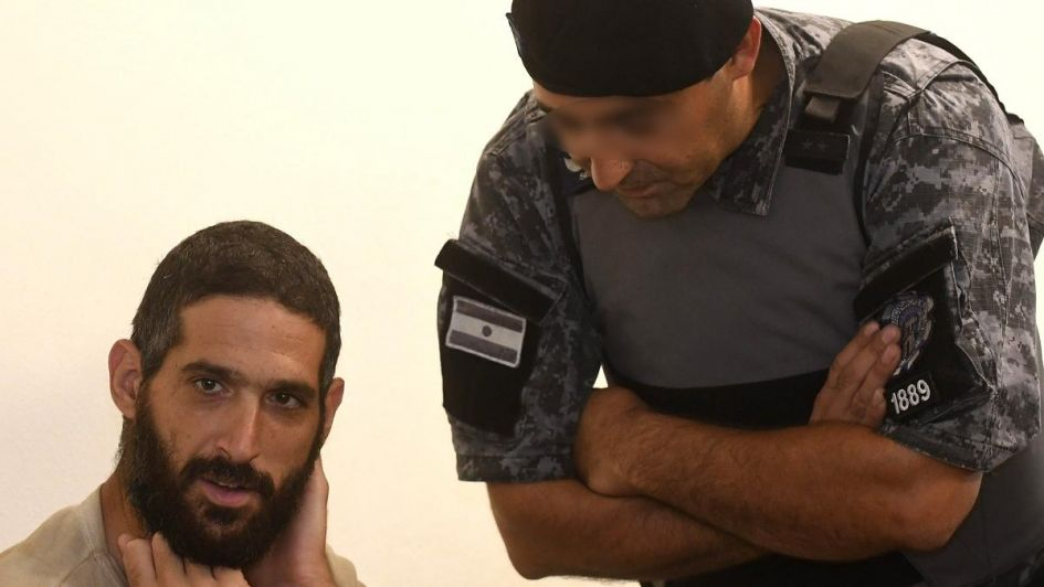 Hábeas corpus de Pereg: no irá a El Sauce pero deberán cuidar su salud psicofísica