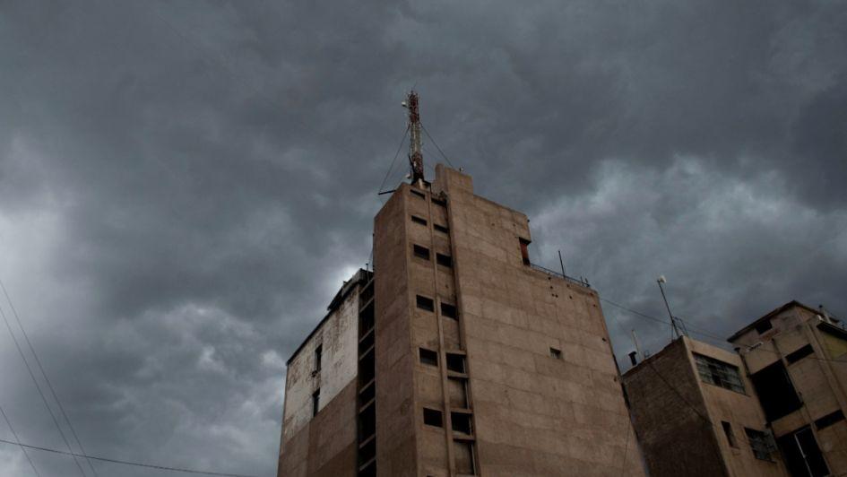 Alerta por fuertes tormentas en Mendoza