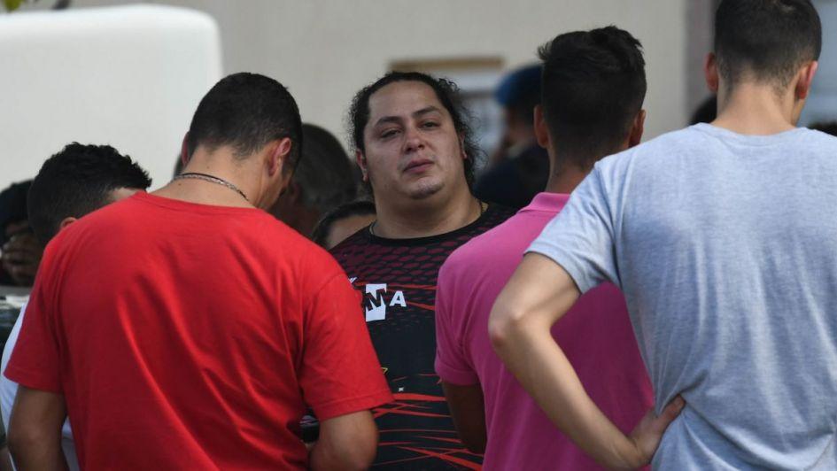 Femicidio y suicidio en Las Heras:  desgarradores mensajes del hijo de la pareja muerta