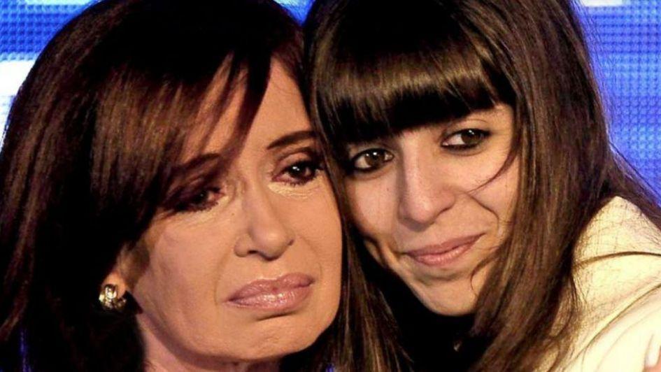 Cristina reveló que su hija Florencia padece