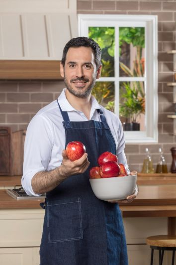 Comida sana y rica por TV, de la mano de Mauro Massimino