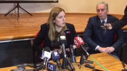 La fiscal Andrea Rossi