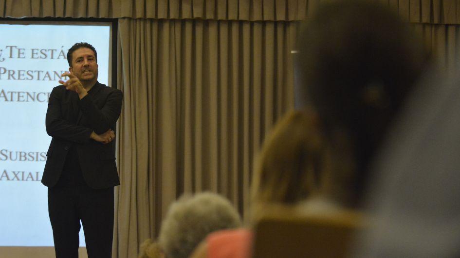 Hugo Lescano habló de cómo detectar mentiras