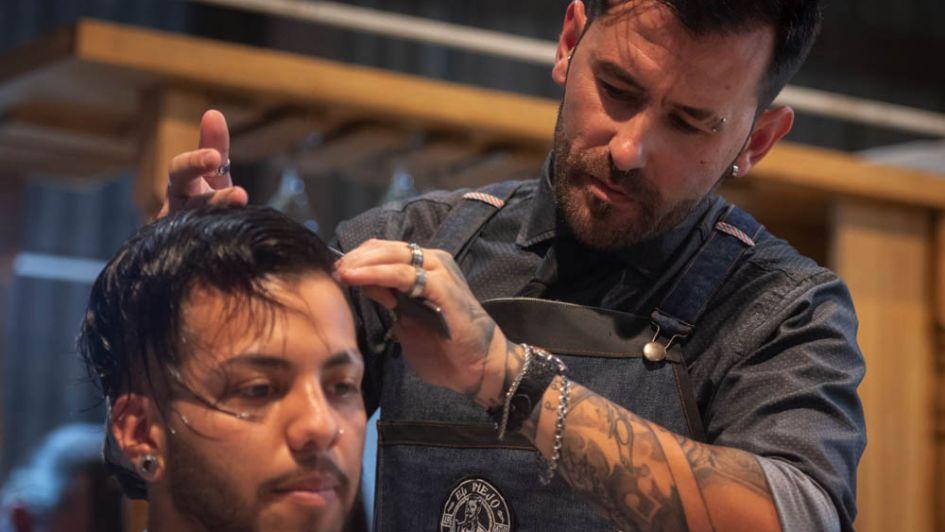 """Barberos de Mendoza, en una """"batalla""""para mostrar habilidades"""