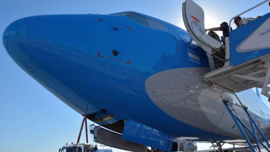 Aerolíneas apuesta a Mendoza con un incremento del 30% en su oferta de asientos