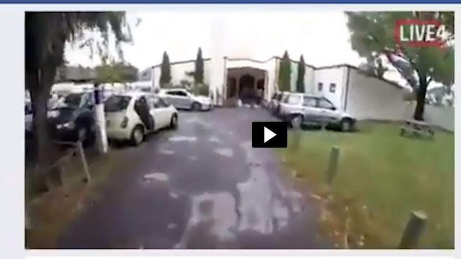 Nueva Zelanda Masacre Video Picture: Video De La Masacre En Nueva Zelanda: Buscan Eliminarlo De