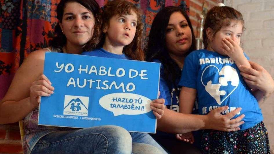 Se realizan dos jornadas de reflexión sobre el autismo en Mendoza
