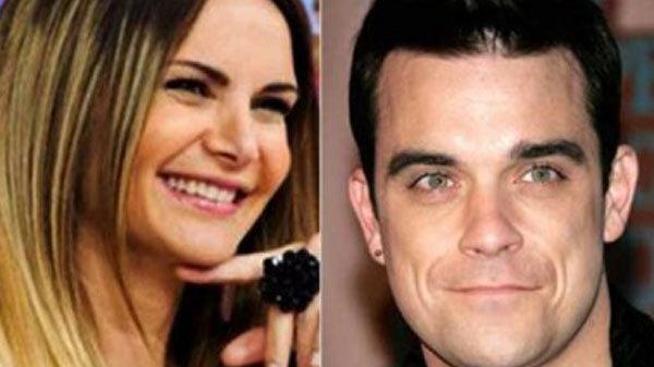 Robbie Williams habló sobre su noche sexual con Amalia Granata