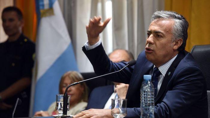 Cornejo y las reelecciones: