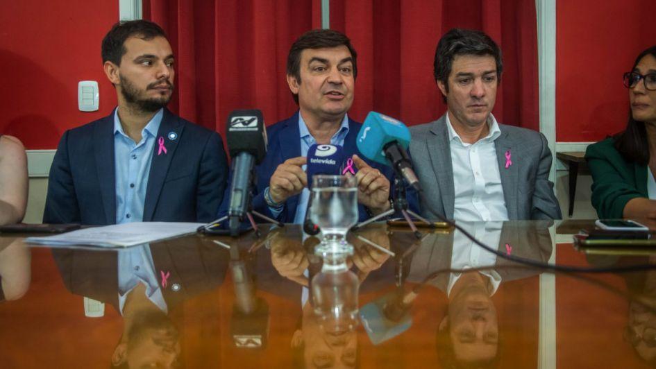 """Legisladores del Pro se diferencian de De Marchi: """"No somos parte de un proyecto personal"""""""