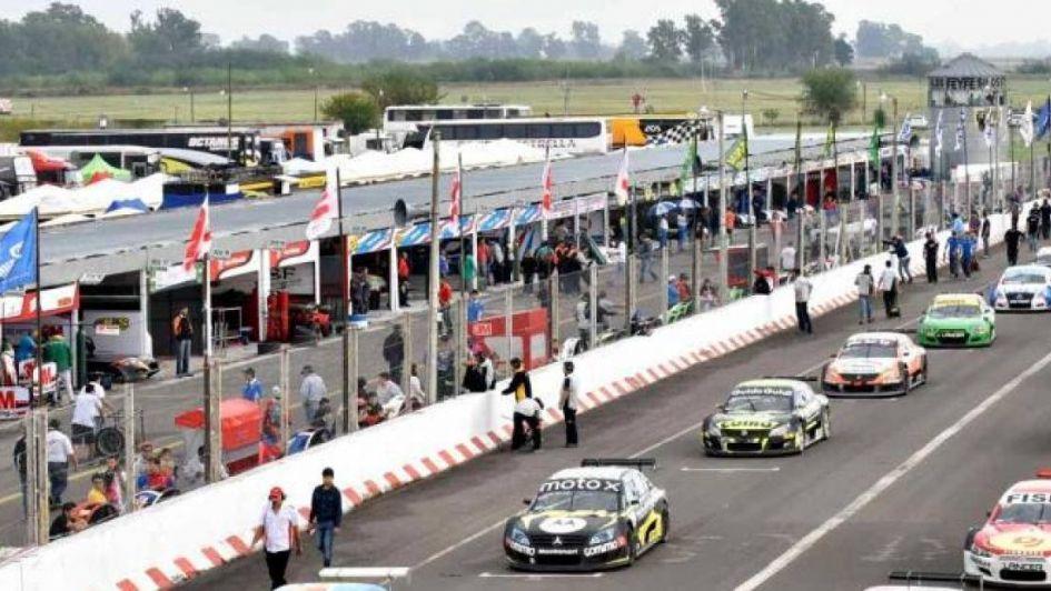 El autódromo que quiere renacer otra vez y tener actividades en pista