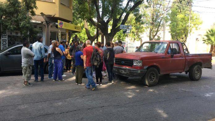 Un joven policía le practicó RCP a un hombre y lo salvó tras un accidente en San Martín