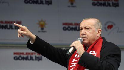 Turquía. El presidente Recep Tayyip Erdogan condenó los ataques.