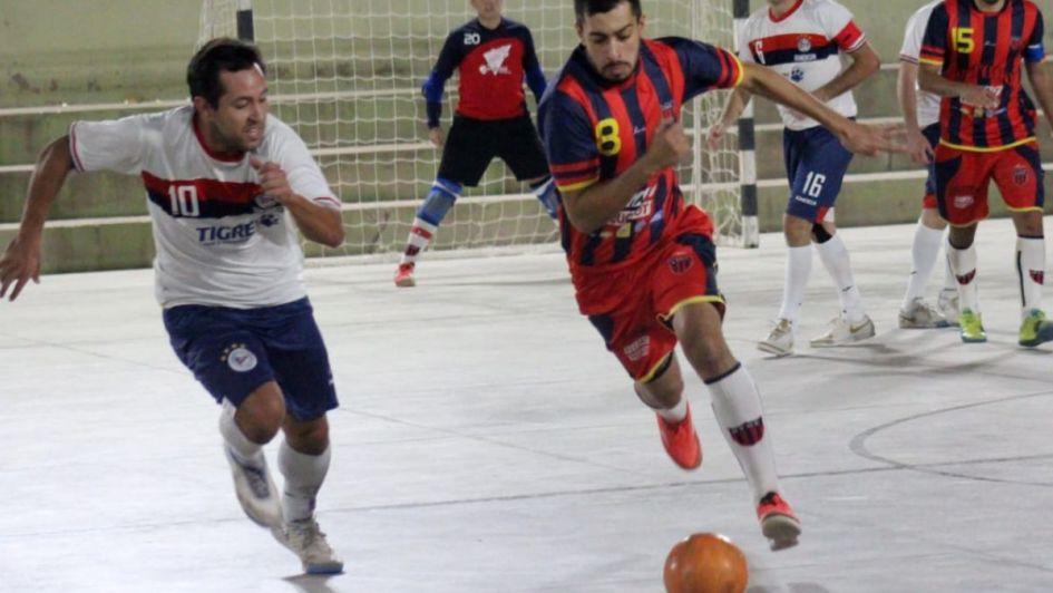 Talleres se quedó con el clásico del Futsal