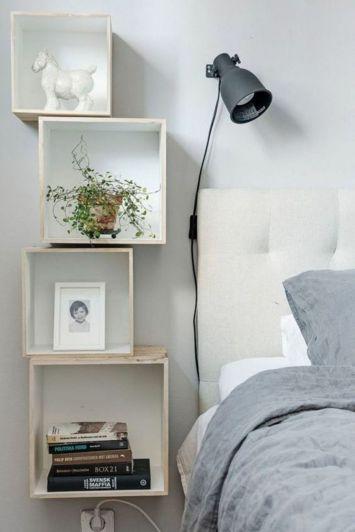 Cómo ganar espacio en tu habitación sin deshacerte de nada