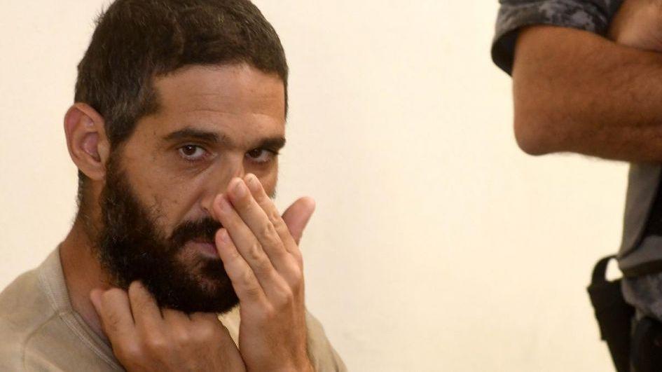 Pereg sufre aplanamiento emocional: los detalles reveladores de la pericia forense