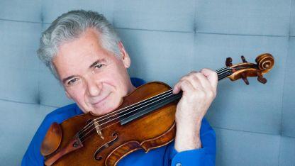 El famosísimo violinista estadounidense-israelí llegará a San Juan con su trío.