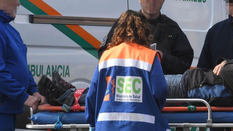 Practicaba motocross en Rivadavia, perdió el control y falleció
