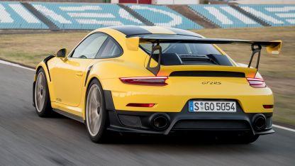 Porsche 911 GT2 RS.