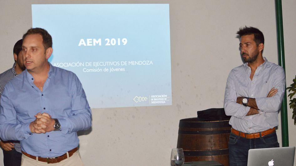 AEM abrió el 2019 con un evento en el Intercontinental