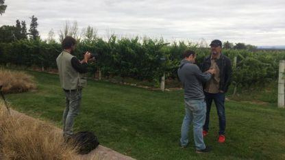 Mendoza, el primer escenario que Alejandro Korol mostrará en su ciclo dedicado al vino