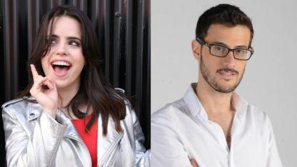 Sofi Morandi y Diego Leuco