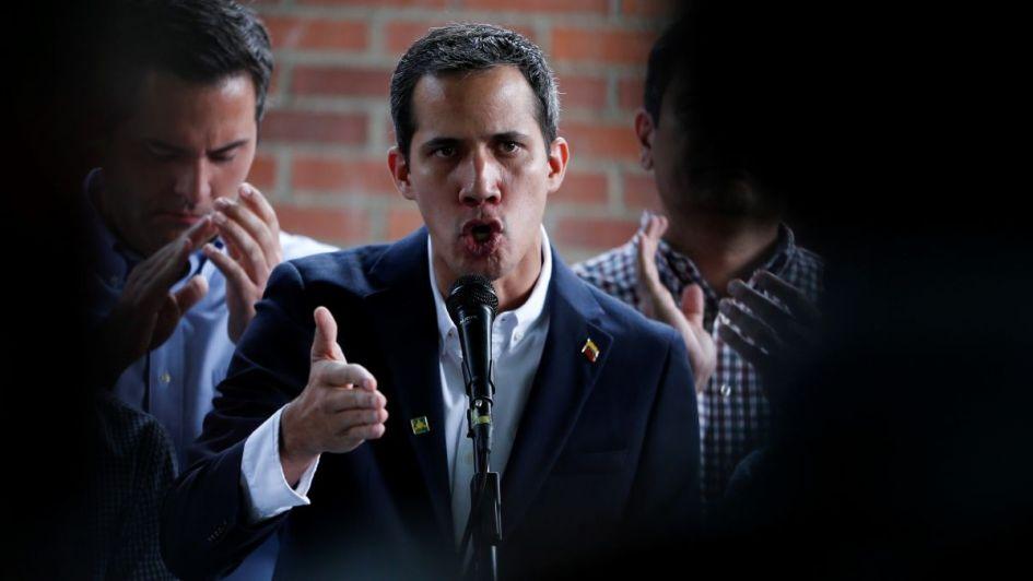 Venezuela: encapuchados secuestraron al principal colaborador de Guaidó