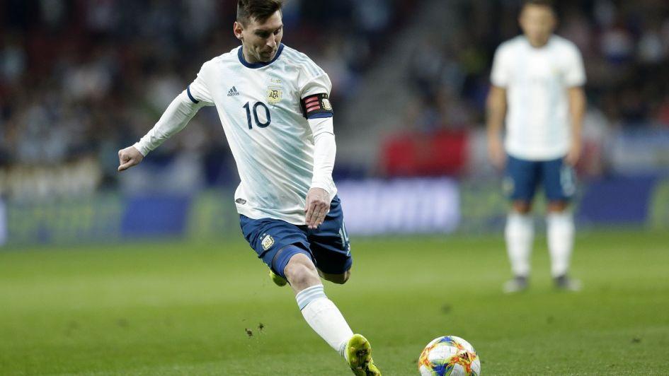 Mirá los goles: Argentina jugó muy mal y cayó ante Venezuela en Madrid