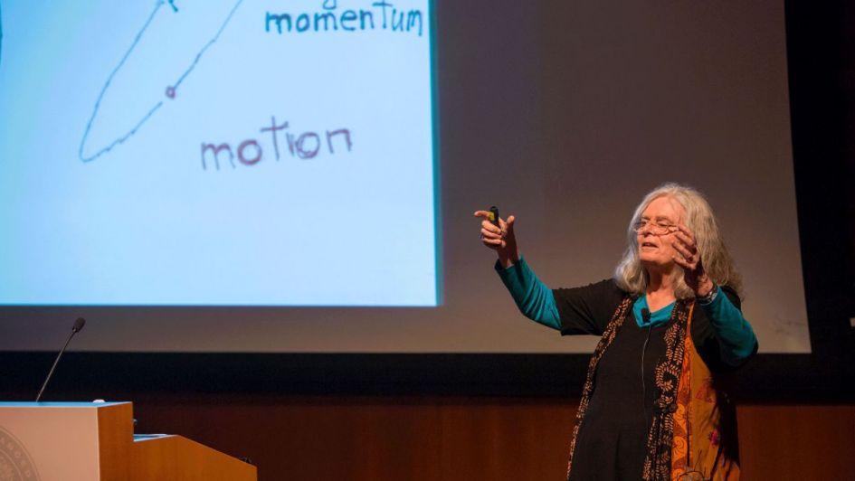 Por primera vez una mujer se lleva el premio Abel de matemáticas