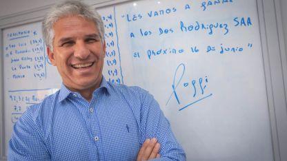 Poggi dice que es la única alternativa a las dos candidaturas de los Rodríguez Saá.