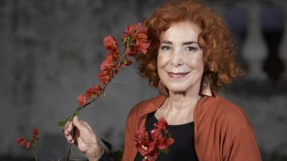 Mirta Busnelli sigue activa pese a las complicaciones de salud que afectaron su vida hace algunos años.