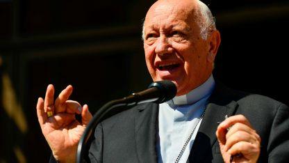 El cardenal Ricardo Ezzati señaló que quienes lo acusan deben probar lo que dicen.