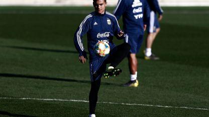 Por la ausencia de Messi, Dybala tendrá la responsabilidad de desequilibrio en la Selección.
