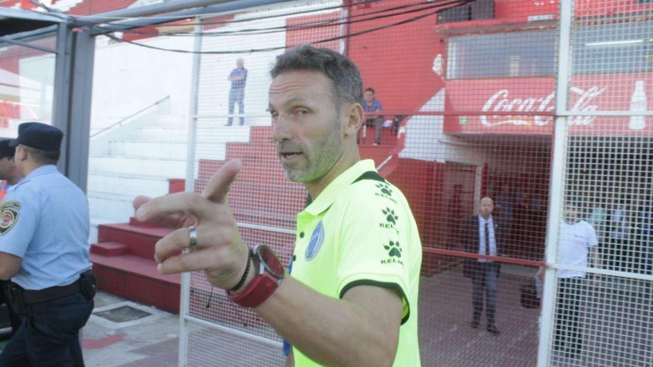 "Bernardi: ""El equipo no se desesperó"""