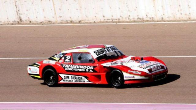 Fernando Secchi sacó provecho del problema técnico de Gerardo Martín.