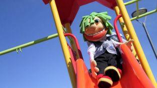 Sin noticias. El querido muñeco de pelo verde ya tiene 18 años, es presentador de obras de teatro.