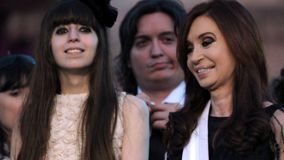 Otorgaron solo 15 días de plazo a Florencia Kirchner para volver al país desde Cuba
