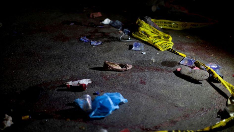 Un camión atropelló a un multitud en Guatemala y hay al menos 30 muertos