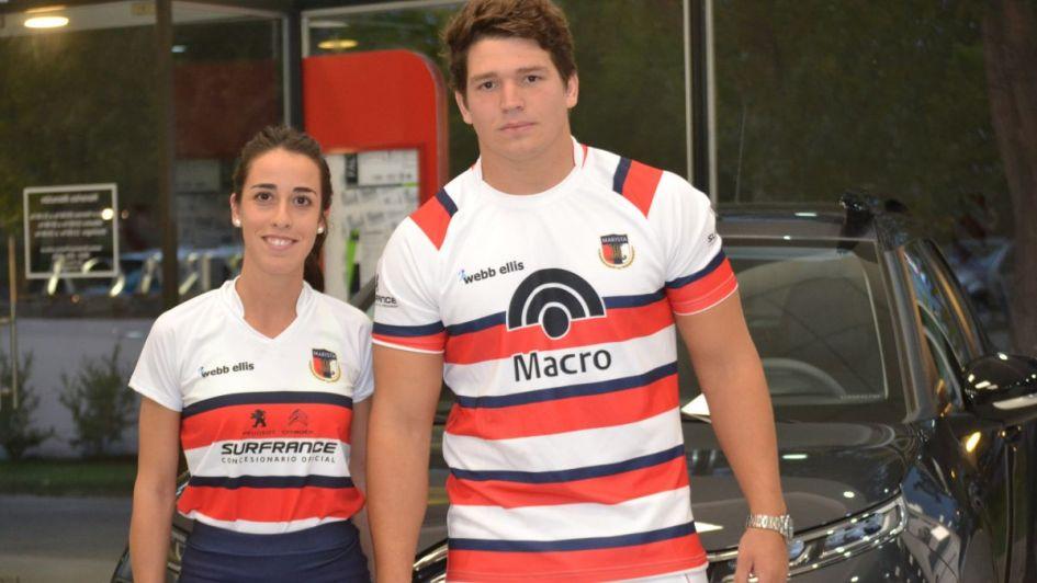Marista Rugby Club presentó su nueva