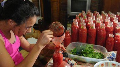 La preparación de este producto puede ser laboriosa.