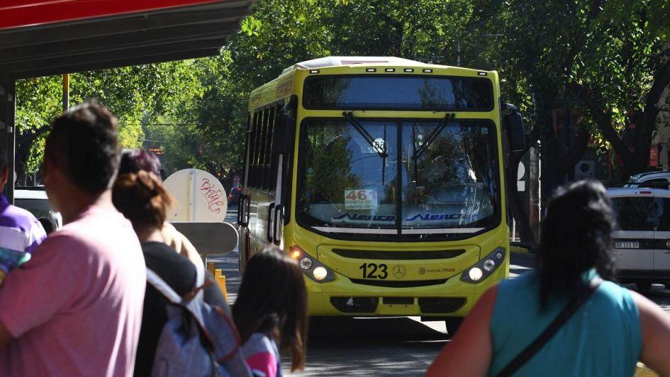 Nuevos recorridos: estos son los micros que circularán por el Metrobús de Godoy Cruz