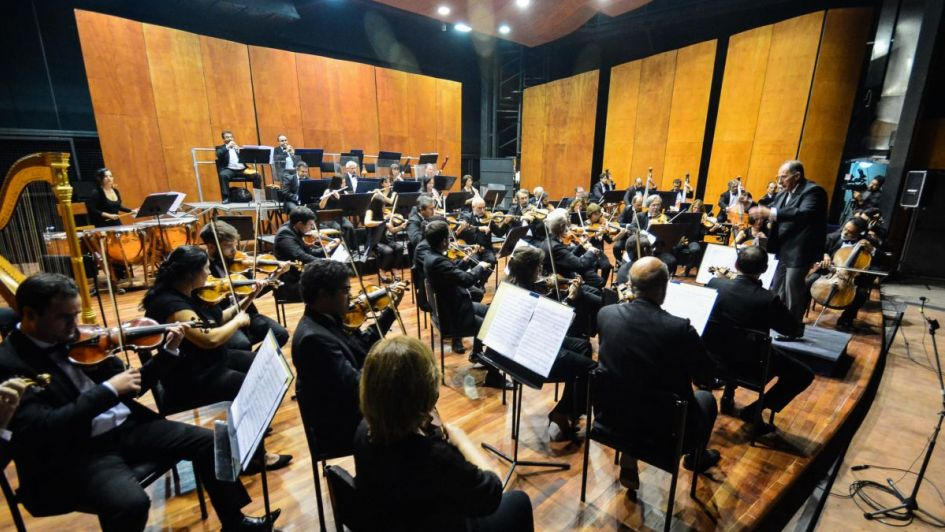 Concierto de la Sinfónica junto a cantantes líricos de nivel internacional