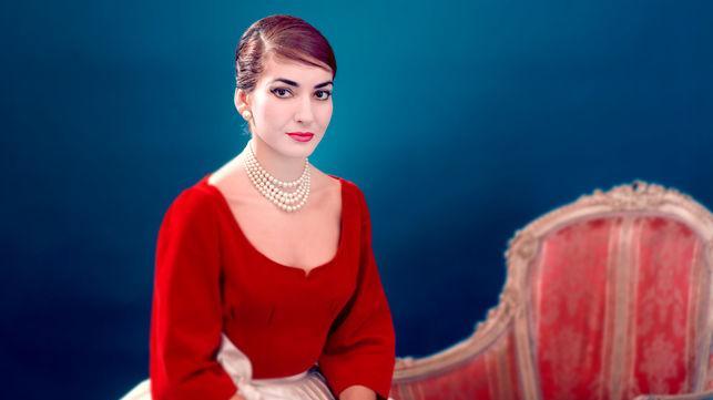 María Callas: desnuda su historia